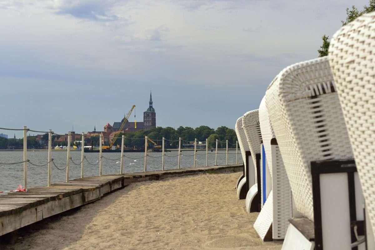 Sundschwimmen 2015 - Strandbad von Stralsund