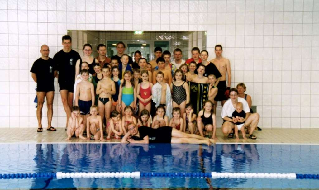 Trainingslager Rabenberg 2003
