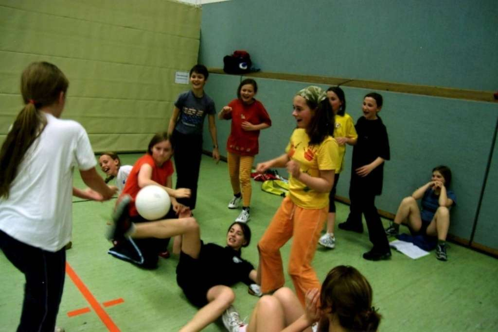 Trainingslager Rabenberg 2007
