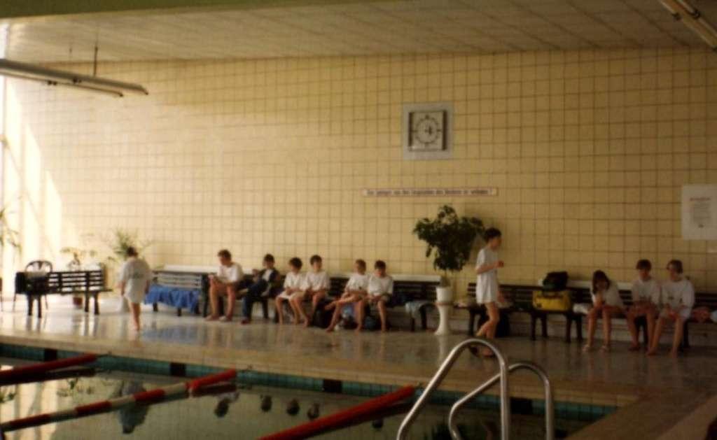 Schwimmverein Dresden Nord - in der Steinstraße
