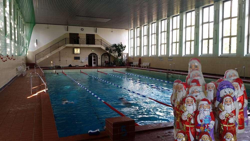 Schwimmen in Klotzsche
