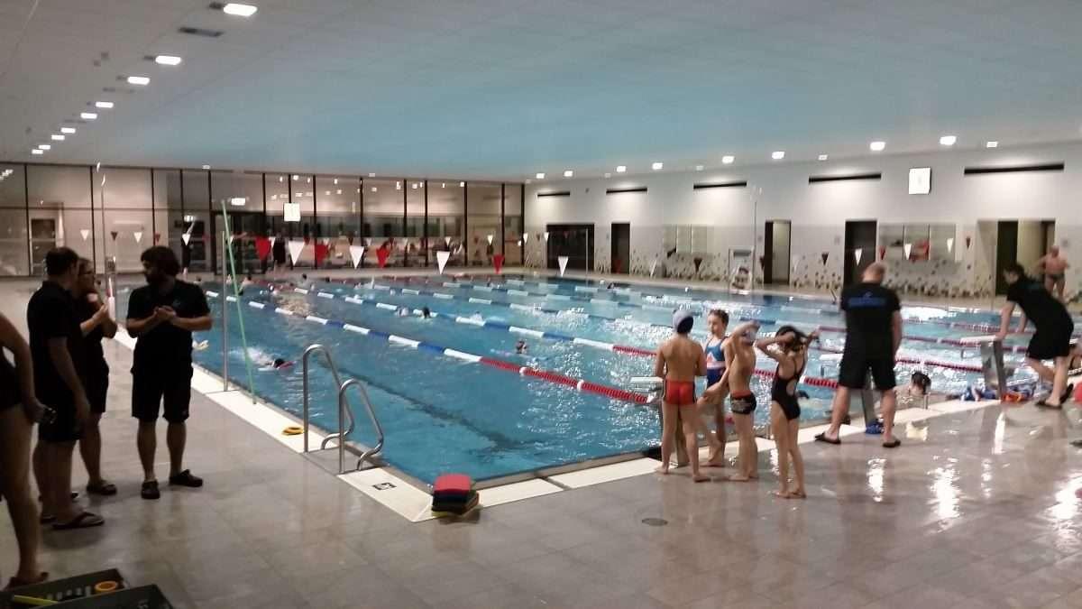 Training Schwimmhalle Bühlau 4