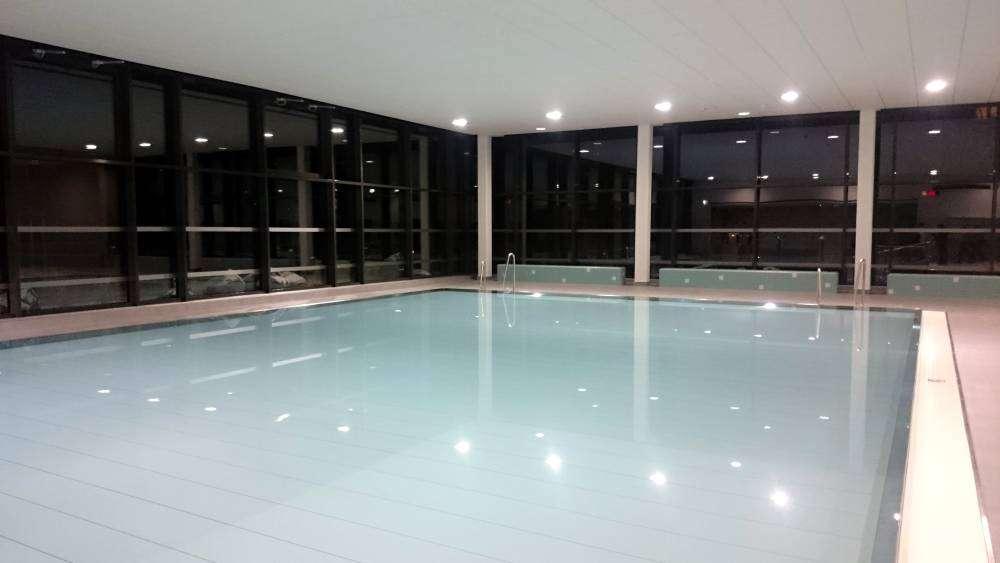 Lernschwimmbecken - Schwimmhalle Dresden Bühlau