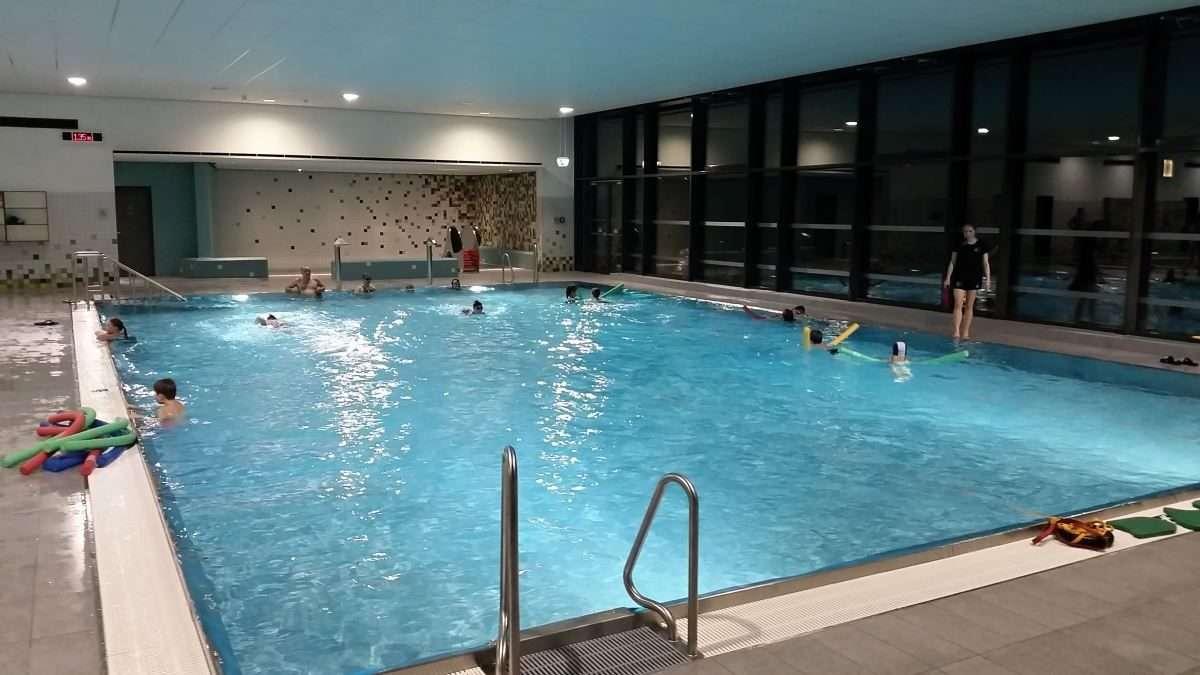 Training Schwimmhalle Bühlau 3