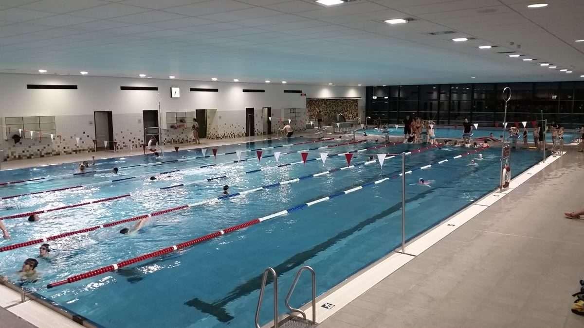 Training Schwimmhalle Bühlau 2
