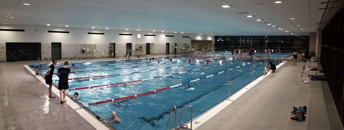 Training Schwimmhalle Bühlau 1