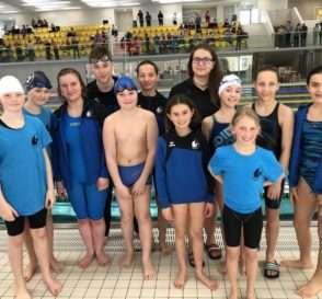 Frühjahrsschwimmen 2019